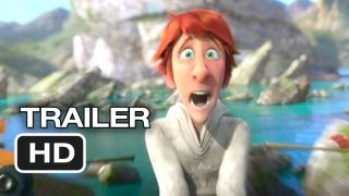 Justin and the Knights of Valour 2013 Trailer