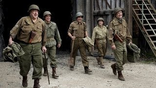 The Monuments Men 2014 Trailer