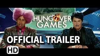 The Hungover Games 2014 Trailer