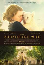Watch The Zookeeper's Wife (2017)